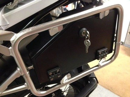 Tool Boxes For 1200 Adventure And Gs From Nippy Normans